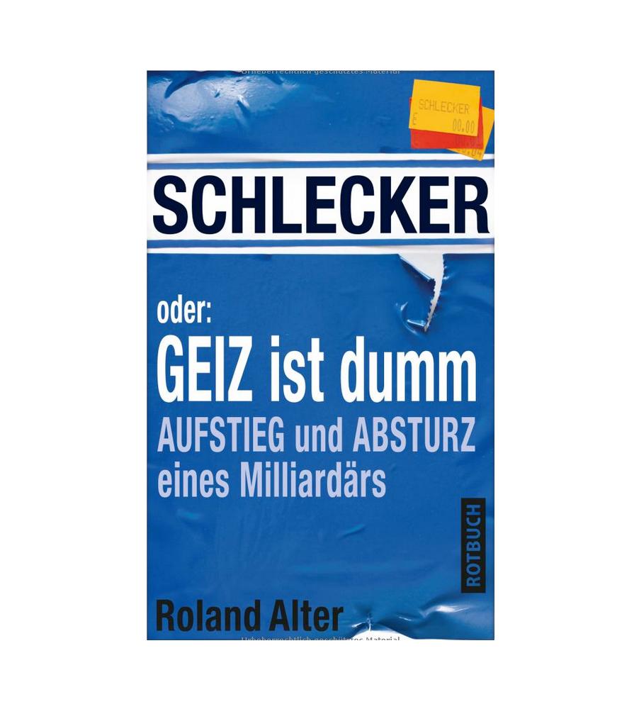 Geiz ist dumm - Roland Alter